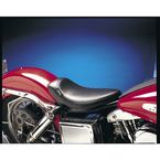 7 1/2 in. Wide Silhouette Series Smooth Solo Seat - LN-852