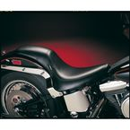 Silhouette Smooth Full Length Seat with Biker Gel - LGN-860
