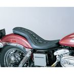 Smooth Up-Front Full-Length Silhouette Series Seat - LNU-863