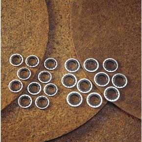Drag Specialties 3/8 in./10mm Steel Banjo Bolt Sealing Washer - DS-097014