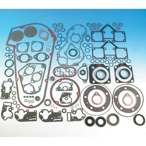 Genuine James Complete Gasket Set - 17029-70-A
