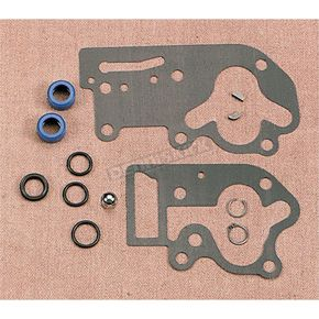 Eastern Motorcycle Parts Oil Pump Gasket/Seal Set with Metal Gaskets - 92-FLHR