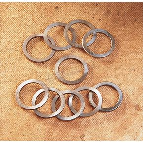 Eastern Motorcycle Parts Cam Shim Set of 10 - A-25550-SET