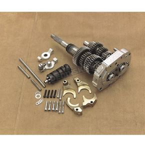 Baker Drivetrain 6-Speed Gear Set w/3.24 First/.87 Sixth - 414P2G