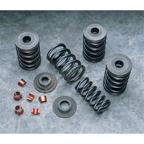 Crane Cams Valve Spring Kit with Steel Retainer - 175 lbs. - 5-1101