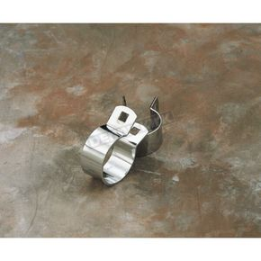 Drag Specialties 1 3/4 in. Midway Drag Pipe Mount Clamp - DS-203014