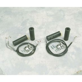 S&S Cycle 39 in. Dual Cable Throttle Assembly Kit - 19-0448