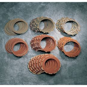 Drag Specialties Kevlar Clutch Plate Kit - 095752K