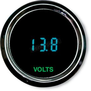 Dakota Digital 3000 Series Voltmeter 2 1/16 in. Gauge - HLY-3051