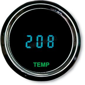 Dakota Digital 3000 Series 2 1/16 in. Oil Temp Gauge  - HLY-3073