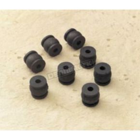 Drag Specialties Floorboard Isolation Dampeners - DS-253006