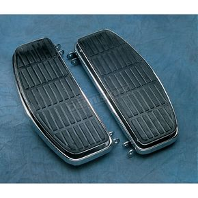 Drag Specialties Floorboards with Damper - DS-254410