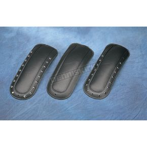 Mustang Seats Fender Bib for Solo Seats w/Studs - 78031