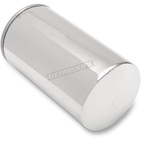 Chrome Spin-On Oil Filter - DS-275118