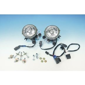 Show Chrome Driving Lights - 52-604