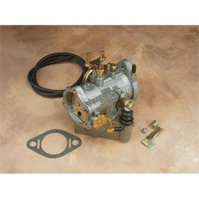 Zenith Standard Finish 40mm High-Performance Bendix Carb w/Adjustable Main Jet - 014130/CARB