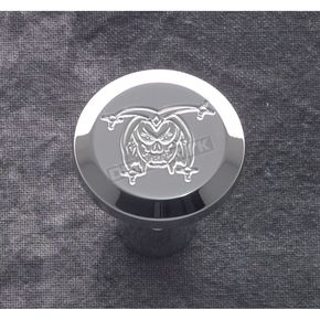 Joker Machine Joker Chrome Billet Choke Knob - 950109JC
