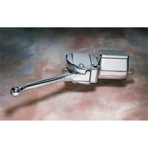 Drag Specialties Master Cylinder Assembly 3/4 in. Bore Dual Disc - DS-290708