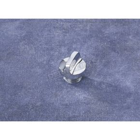 Show Chrome Chrome Oil Filler Cap - 1-224
