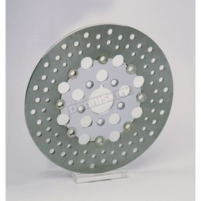 420 Front Stainless Steel Floating Brake Rotor - R47010