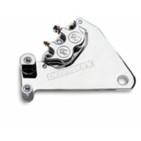 Performance Machine Rear 125x4RSPH Chrome Caliper Kit for 11 1/2 in. Rotor - 1264-0052CH
