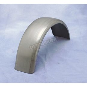 Paughco Steel Flat 7 1/2 in. Wide Fender - 134A