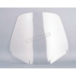 Slip Streamer Standard Replacement Fairing Windshield - S-160-M