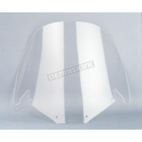 Slip Streamer Large Replacement Fairing Windshield - S-168-M