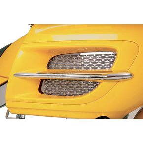 Show Chrome Radiator Accent Grille - 52-606