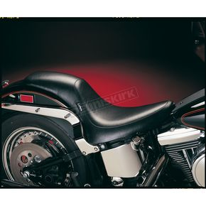 LePera Smooth Full-Length Silhouette Series Seat - LX-860