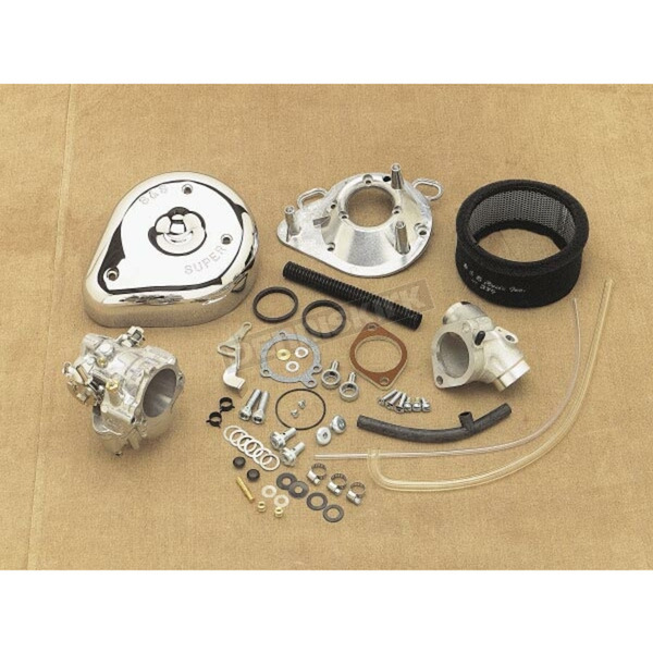 S&S Cycle 2 1/16 IN. Super G Carb Kit - 11-0451