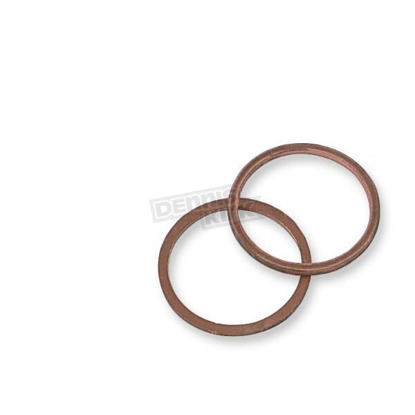 Novello Performance Exhaust Port Gaskets - NIL-CER