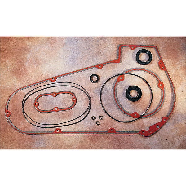 Genuine James Primary Gaskets and O-Ring Set - 60538-81-K