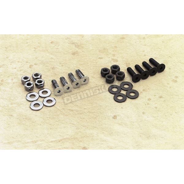 Back Off Black Mounting Kit for Back Off Frames - 04003