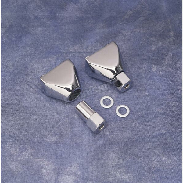 Drag Specialties Swingarm End Cap Adjusters  - DS-195054