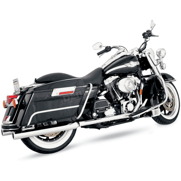 Samson Rolled Thunder Straight-Cut Mufflers - M-144