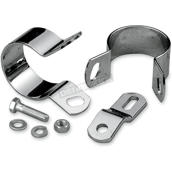 Drag Specialties Midway Exhaust Mounting Kit - DS-209970