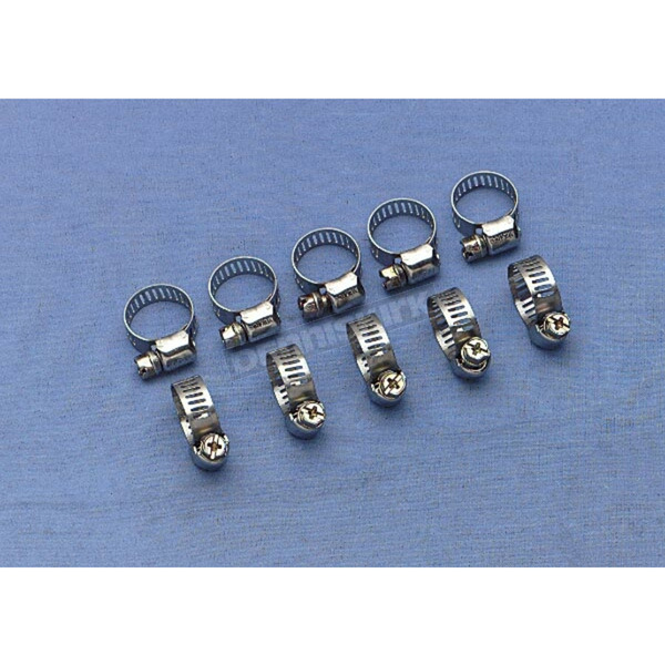 Magnum Stainless Steel Mini-Clamps - 2152