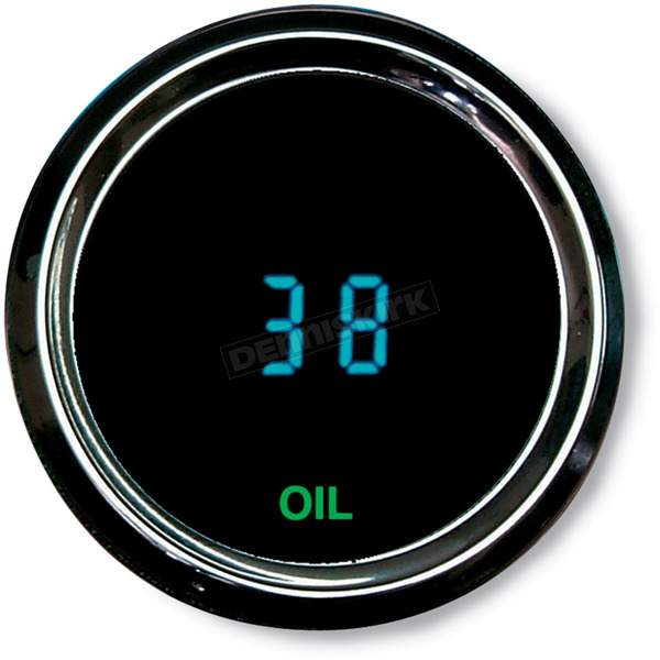 Dakota Digital 3000 Series 2 1/16 in. Oil Pressure Gauge - HLY-3032