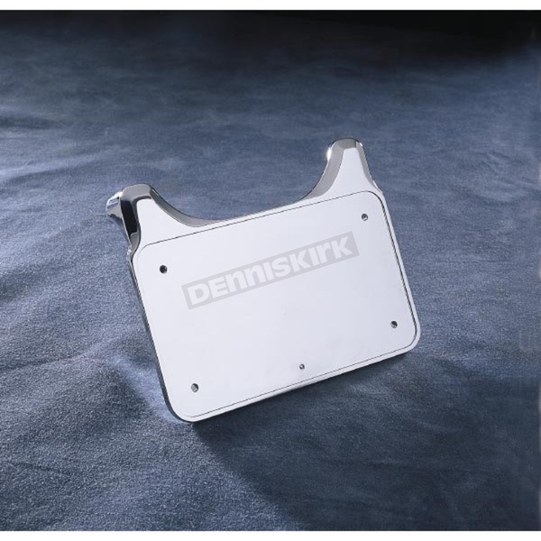Drag Specialties Billet License Plate Mount - DS-270110