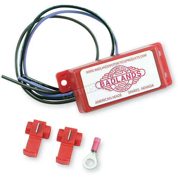 Badlands Turn Signal Load Equalizer - LE-01