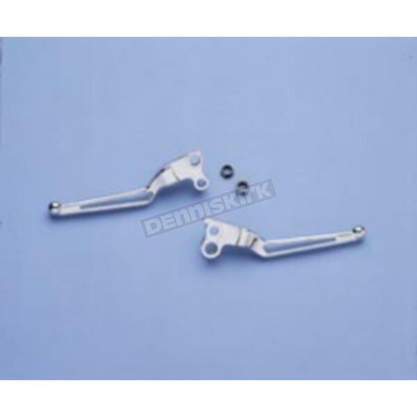 Arlen Ness Stealth Series Lever Set - DS-273150