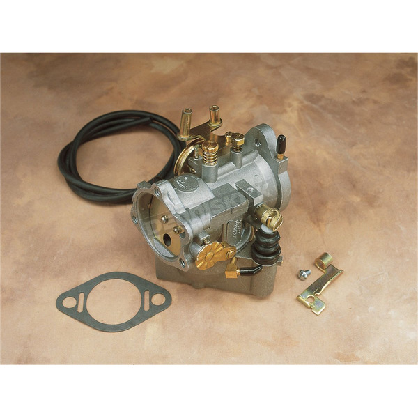Zenith Fuel Systems Standard Finish 40mm High-Performance Bendix Carb w/Adjustable Main Jet - 014130/CARB