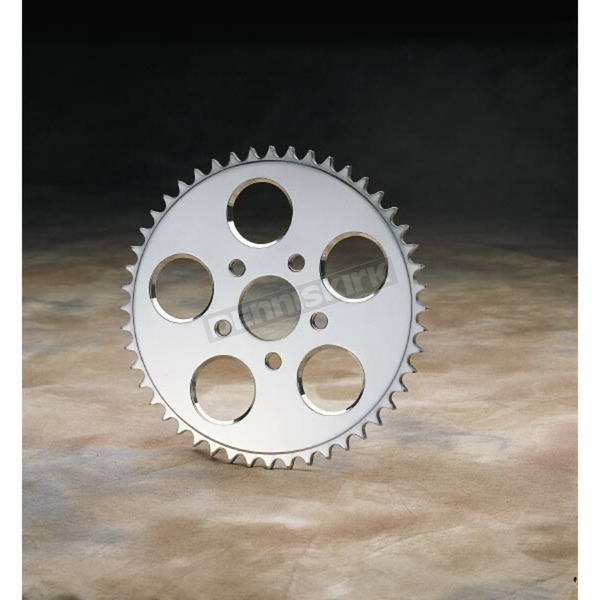 PBI Sprockets Flat Aluminum Rear Drive Sprocket - 2073-47