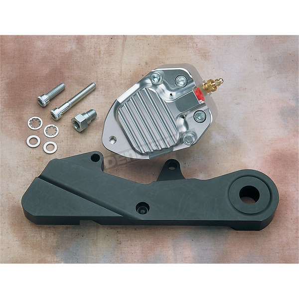 GMA Engineering Custom 2-Piston Rear Classic Chrome Brake Caliper - GMA-202STC