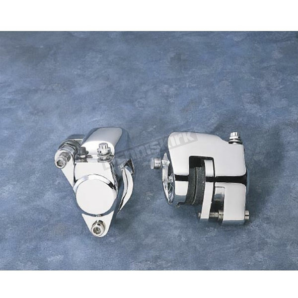 Drag Specialties Front Brake Caliper Kit - Dual Disc - DS-325383