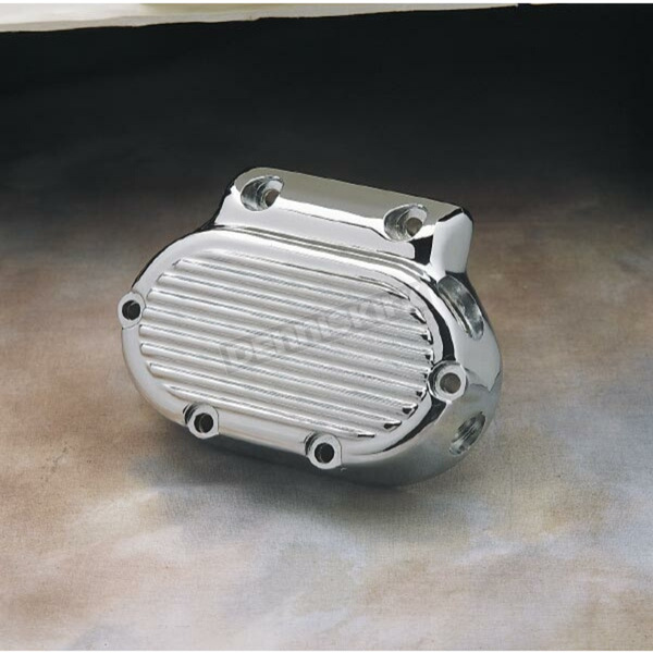 Drag Specialties Chrome Transmission Side Cover - DS-325519