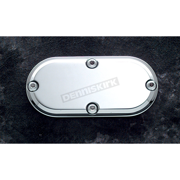 Joker Machine Smooth Chrome Billet Inspection Cover - 921016C