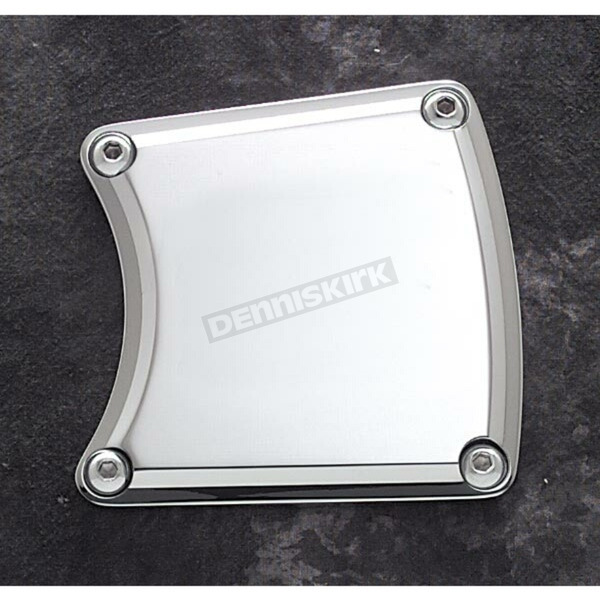 Joker Machine Smooth Chrome Billet Inspection Cover - 930827-1C