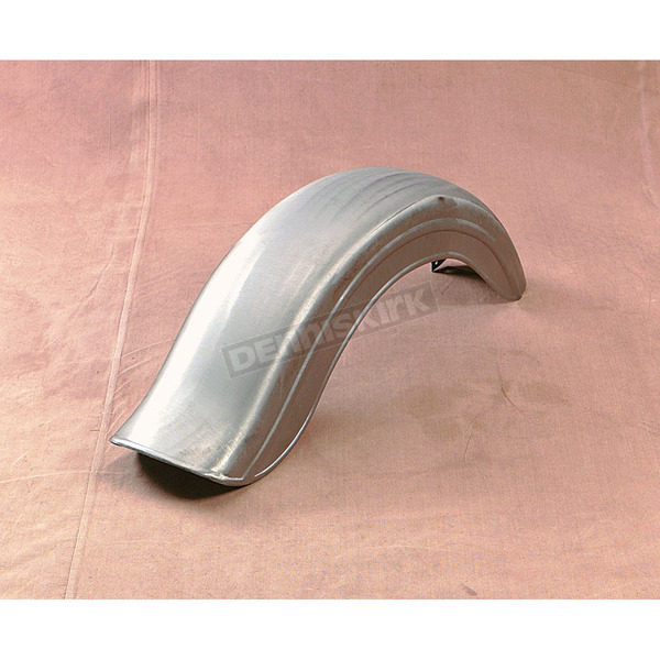 Drag Specialties Fat Bob-Style Rear Fender for Left-Hand Chain Drive - DS-393496